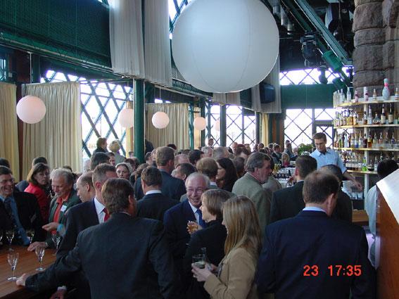 middag vit stor rumpa nära Stockholm